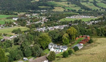 House in Drumnadrochit, Scotland, United Kingdom 1
