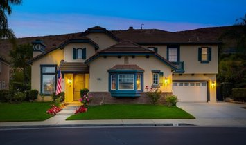 Дом в Сими-Вэлли, Калифорния, Соединенные Штаты Америки 1