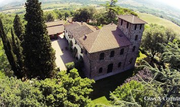 Chateau in Florence, Tuscany, Italy 1