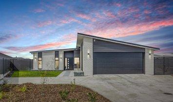 House in Hastings, Hawke's Bay, New Zealand 1